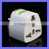Japan, U.S.A, Canada 3 pin American Conversion Socket USA Plug to Universal Socket Japan Conversion Socket Adapter