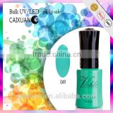 competitive price free samples beautiful color glitter soak off uv gel nails polish with msds