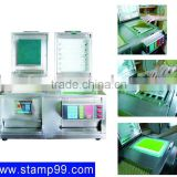 newly designed polymer stamp machine