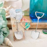 Sand Shovel Beach Metal Bottle Opener - Wedding Favors Party Giveaways
