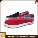 Hot selling cheap custom hot wholesale canvas shoe