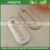 Oval Shape Zinc alloy Metal Eyelet for bags