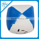 Contact Low Price Kick Ball Contact 4 Panel PVC Leather Sandbags Ball Contact Woven Juggling Ball