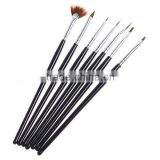HOT nail art Brush,Professional Nail Salon nail tools, brush nails goods,wholesales nail goods, AGB-202