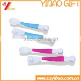 Baby Kitchen Silicone Fork Rubber Spoon/Silicone Fork And Spoon For Baby                                                                         Quality Choice