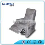 comfort pu leather/fabric optional living room furniture electric recliner standing up sofa designs                                                                         Quality Choice