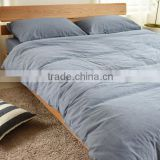 Plain color line bedding set,duvet cover set                                                                         Quality Choice