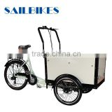 high quality electric cargo bike 8fun