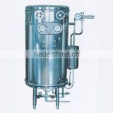 Fruit and milk pasteurizer /UHT pasteurizing machine/ sterialization equipment
