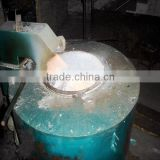 Aluminium scrap melting furnace
