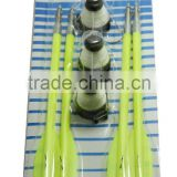 4 Fishing Bolts For 50 to 130 Pounds Crossbow & 3 Fishing Line Wheel Wholesale
