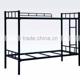 wholesale cheap school furniture metal steel dormitory bunk bed