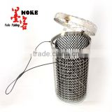 Hot-selling Stainless steel Fishing bait cage