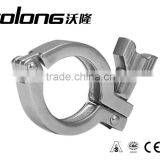 Good Prices Wholesale stainless steel Quick Release Pipe Clamps