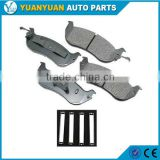 Rear Brake Pads F6AZ2200AA F6AZ2200BA 1996-2002 For d Crown Victoria 1996-2002 Lincoln TOWN CAR 1996-2002 Mercury Grand Marqu