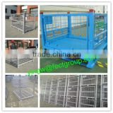 used steel cargo containers for sale/folding stackable box/stackable steel storage bins