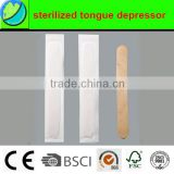 High Quality Sterile Medical Disposable Wooden Tongue Depressor
