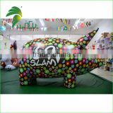 PVC Inflatable Helium Sky Balloon / Large Ddvertising Helium Balloons / Inflatable Pig Balloon