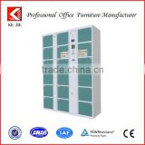 High Quality Electronic Storage Lockers, Electronic Barcode Lockers, Gym Electronic Lockers