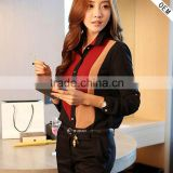 fashion women breathable work shirts wholesale with top quality hot sale on alibaba                                                                         Quality Choice
