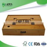 hot sell traditional chinese bamboo gongfu tea tray