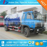 bestselling china 8cbm garbage suction truck
