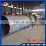 European Style and Standard Rotary dryer / grass / sawdust / coal dryer Machine with over 20 service experience