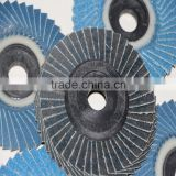 45 pages China Manufacure Calcined Koean Style Flexible Flap Disc,grinding abrasive for Stainless Steel