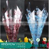 decoration flowers/florist wrapping paper/plastic film for home decor                                                                         Quality Choice