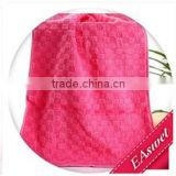 wholesale comfortable no smell healthy cheap jacquard bamboo hand towel