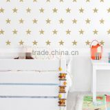 New Design DIY Wall Sticker Vinyl Paper Material Kid Living Room nontoxic Star Home Decoration pvc wall sticker