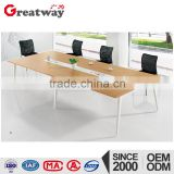QE-40M-1unique modern steel combination desk in office meeting table leg                                                                         Quality Choice