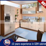 2016 high quality uv acrylic kitchen cupboard modern kitchen designs mdf kitchen cabinet