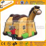giant inflatable horse bounce house for fun A1039
