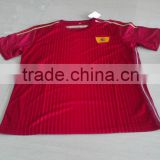 2014 world cup spain soccer jersey wholesale, cheap soccer team uniforms, national football jersey