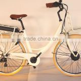 trendy txed retro city touring e bike( HJ-C351)