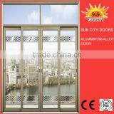 SC-AAD083 Hot-Selling high quality low price interior glass bifold doors,aluminum doors exterior