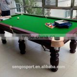 INquiry about High Quality Sport billiard Table International standard billiard table Snooker table