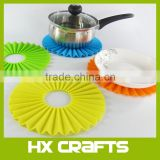 Premium Flexible Silicone Pot Holders, Durable, Non-slip Pads,Trivet Mat, Garlic Peeler, Spoon Rest, Multiple Uses
