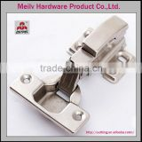 2015-2016 SGS, ROHS ISO stainless steel iron with nickel furniture hardware wardrobe cabinet hinges