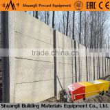 Prefab Lightweight Cement Concrete Wall Panel Building Machine, Wall Panel Moulding Machine