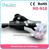 Salon beauty Electroporation no needle Mesoterapy Machine / needle-free mesotherapy beauty equipment