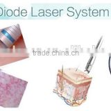 980nm diode laser surgical system medical vascular spider veins removal