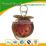 Types Canned Food Products Halal Meat Corned Beef