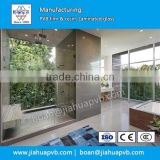 tempered Laminated glass for shower cubicle door glass