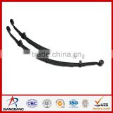 Trailer Parts bogie leaf spring for sale