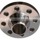 Cheap forged carbon steel wn flange