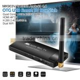 MK903V RK3288 Quad-Core Android4.4 Mini PC H.265 4K 2G/8G WiFi HDMI2.0 Bluetooth TV Stick Dongle