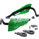 "For YAMAHA DT230LANZA 1997-2002 98 99 00 Green Universal 7/8"" Hand Brush Guards"
