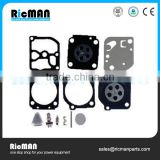 replace ZAMA RB-69 diaphragm wall grab fits 322L 323L 325L 326L 325HS, MS200 chainsaw garden tool carburetor diaphragm
